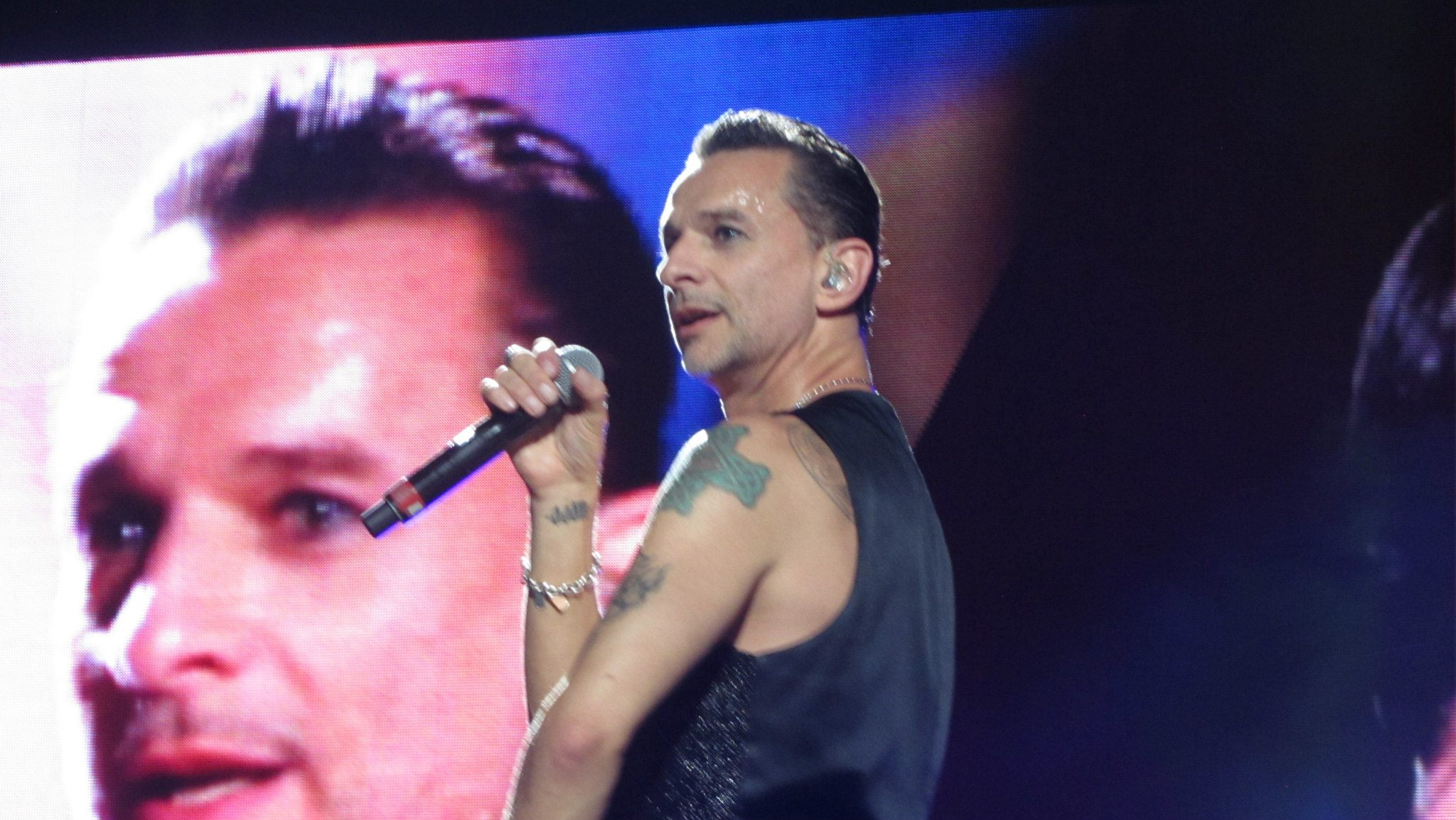 Depeche Mode en Los Angeles